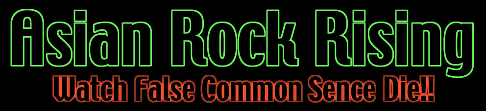 Asian Rock Rising