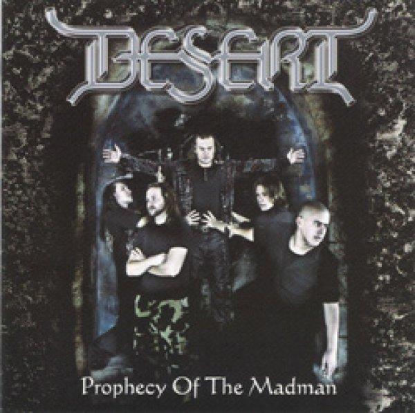 """画像1: DESERT """"Prophecy Of The Madman"""" EP CD-R (1)"""