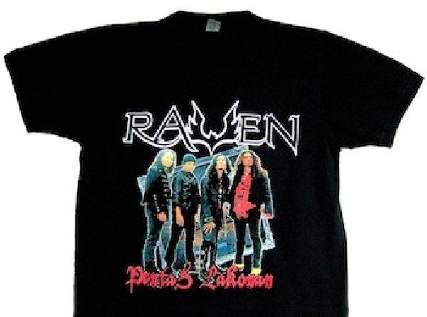 """画像1: RAVEN """"Pentas Lakonan"""" Tシャツ Lサイズ (1)"""