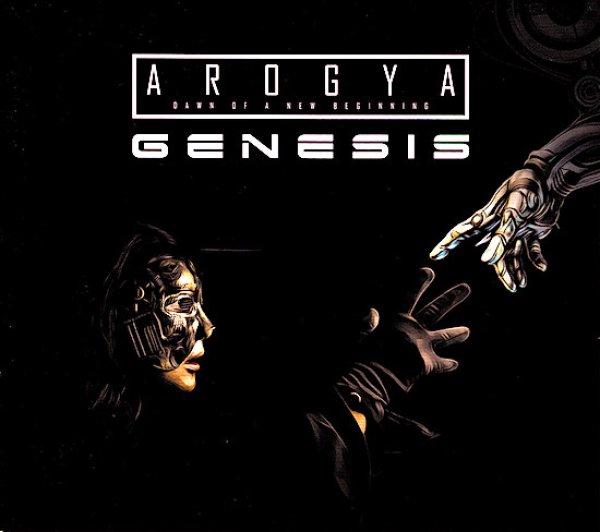 "画像1: AROGYA ""Genesis"" (1)"